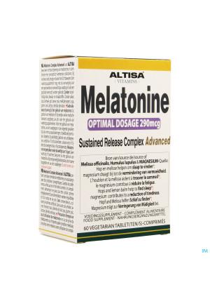 ALTISA MELATONINE COMPL 60 TABL3418936-20