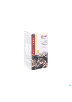 Fytostar Vivirex Oesterextract Caps 603419488-20