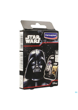 Hansaplast Junior Pleister Star Wars Strips 163426962-20
