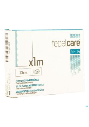 Febelcare Med4 Film Zelfklevend Wtp 10cm 1m 13432119-20