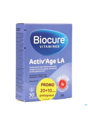 Biocure Activ Age La Filmomh.tabl 20+10 Promopack3432937-20