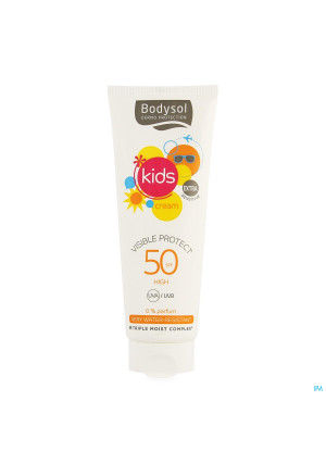 Bodysol Kids Cream Visiprotect Ip50 125ml Nf3439569-20
