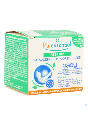 Puressentiel Ademhal.massagebalsem Borst Baby 30ml3439726-20