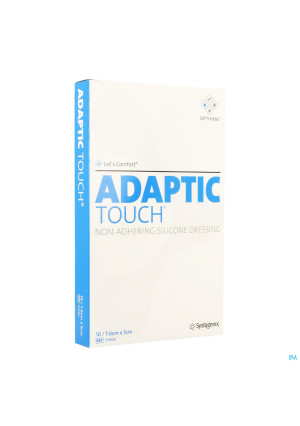 Adaptic Touch Siliconeverb 5x7.6cm 10 Tch5013440948-20