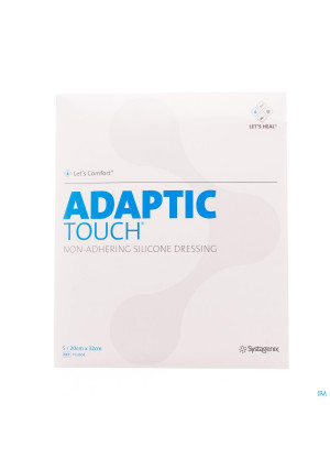 ADAPTIC TOUCH SIL 20X32CM TCH504 5 ST3440971-20