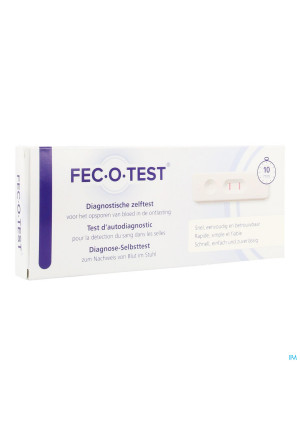Fecotest (1 Test)3451283-20