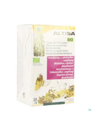 Altisa Tisane Ontgifting 20 X 2g3455631-20