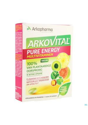 ARKOVITAL PURE ENERGY 30 TABL3456951-20
