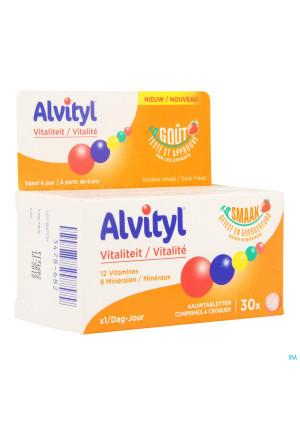 Alvityl Vitaliteit Kauwtabl 303478682-20