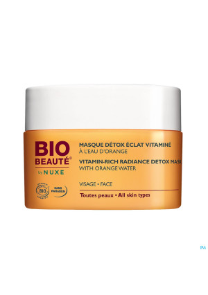 Bio Beaute Masker Detox Gloed Vitamines 50ml3498441-20
