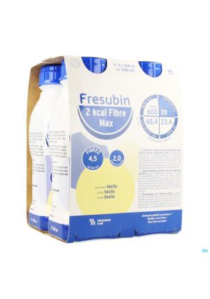 Fresubin 2kcal Fibre Max Drink Vanille Fl 4x200ml3499928-20