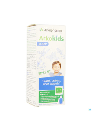 Arkokids Slaap Fl 100ml3507837-20