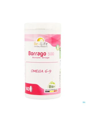 Borrago 500 Be Life Bio Caps 1403510005-20