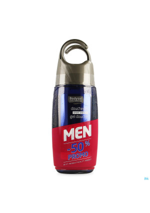 Bodysol Men Douchegel Sport 2x250ml 2e-50%3513397-20