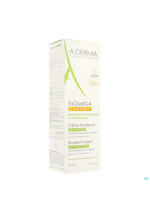 Aderma Exomega Control Creme Emolierend Tube 200ml3518511-20