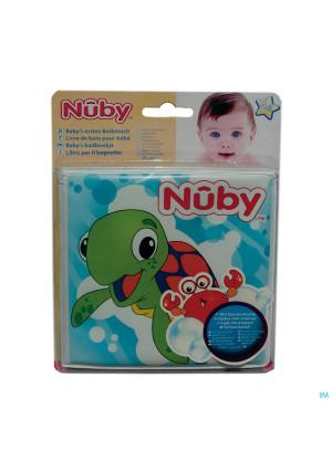 Nûby Baby's Bath Book 6m+3522000-20