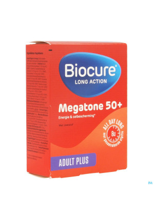 Biocure Long Action Megatone 50+ Comp 303522133-20