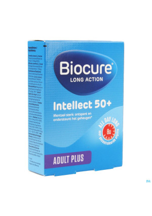 Biocure Long Action Intellect 50+ Comp 303522174-20