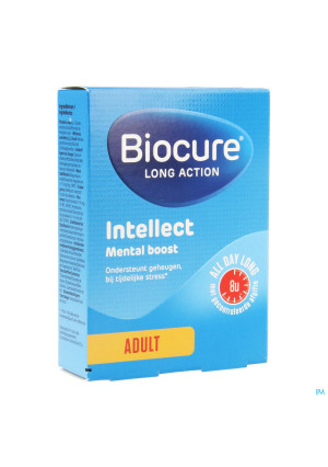Biocure Mental Boost La Intellect Comp 303522182-20