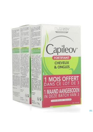 Capileov Versterkend Tripack Caps 3x303533049-20