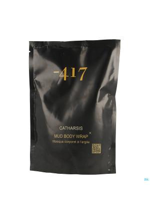 Minus 417 Catharsis Mud Body Wrap 600ml3534872-20