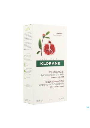 Klorane Sh Granaatappel 200ml3534955-20