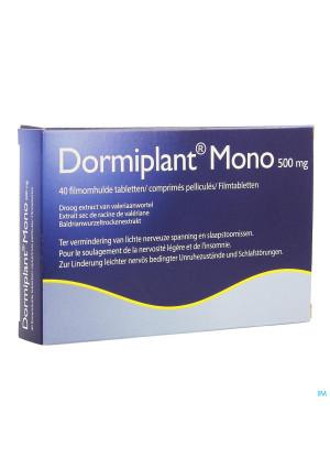 Dormiplant Mono 500mg Filmomh Tabl 40 X 500mg3536992-20