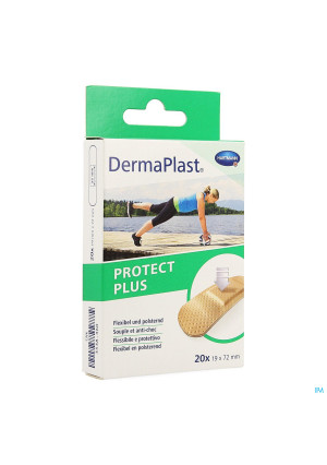 Dermaplast Protect Plus 19x72mm 203538360-20