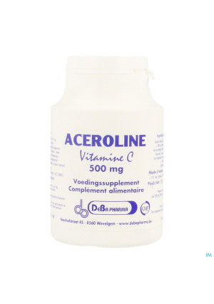 Aceroline 500 Kauwtabl 60 Deba3550704-20