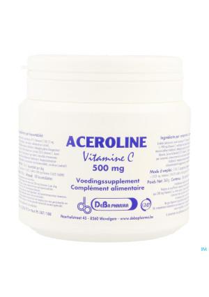 Aceroline 500 Kauwtabl 180 Deba3550712-20