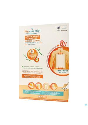 Puressentiel Gewrichtenandspieren Patch Verwarm. Xxl3554110-20