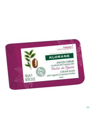 Klorane Zeep Cr Essentiele Olie Vijg 100g3569563-20