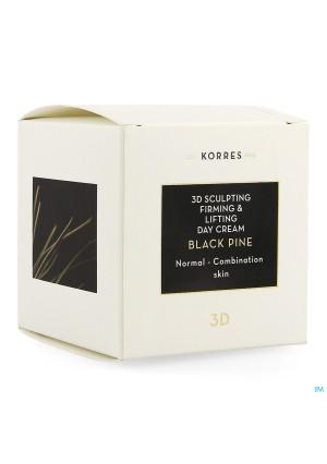 Korres Kf Black Pine 3d Dagcreme Normaal Mix 40ml3574738-20