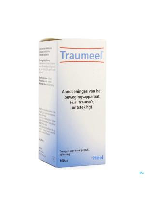 Traumeel Druppels 100ml Heel3581980-20