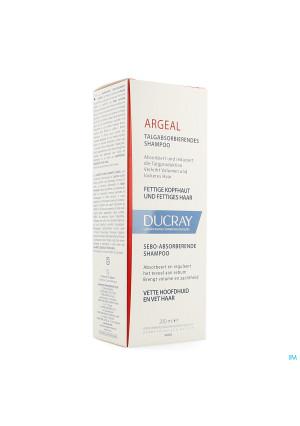 Ducray Argeal Sh Talgabsorberende Verzorg. 200ml3586484-20