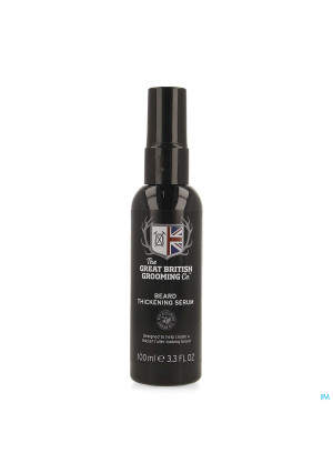 Great British Grooming Thickening Serum 100ml3589686-20