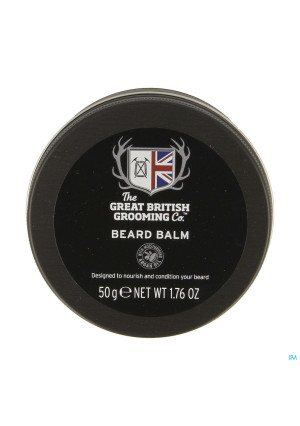 Great British Grooming Beard Balm 50g3589702-20