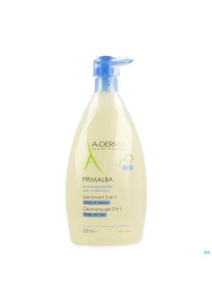 Aderma Primalba Wasgel 2in1 500ml3612165-20
