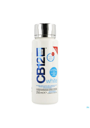 Cb12 White Mondwater Fl 250ml3614146-20