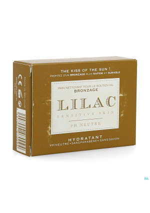 Lilac Wasstuk Reinigend Behouden Bronzage 100g3614823-20