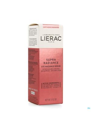 Lierac Supra Radiance Ogen Pompfl 15ml3623808-20