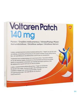 Voltaren Patch 140mg Pleister 103624467-20
