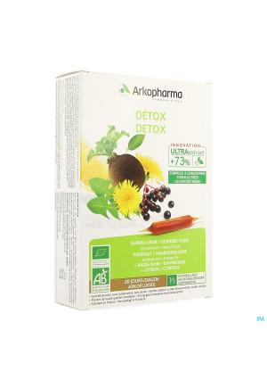 Arkofluide Detox Bio Nf Amp 203631686-20