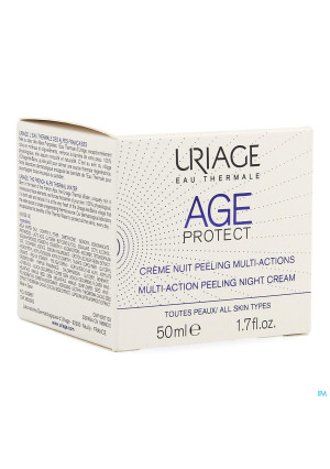 Uriage Age Protect Cr Nuit Peel.multi-actions 50ml3633252-20