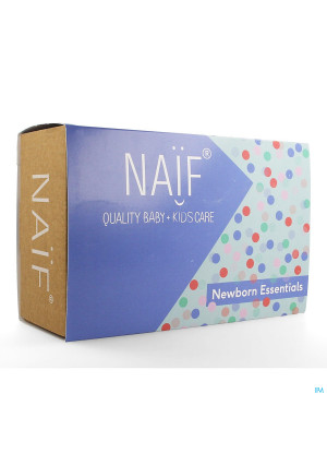 NAÏF NEWBORN ESSENTIALS3650363-20
