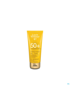 Widmer Sun All Day 50 N/parf Tube 100ml3652310-20