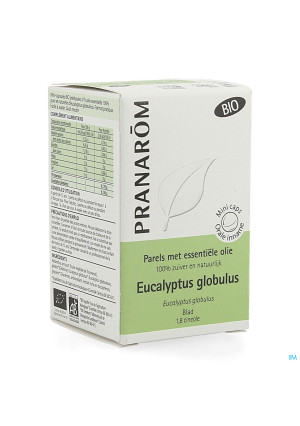 Parels Eucalyptus Globulus Ess Olie Fl 60 Pranarom3659901-20
