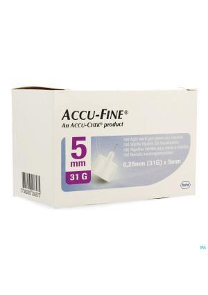 Accu Fine 31g 5mm 1003682416-20
