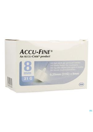 Accu Fine 31g 8mm 1003682424-20