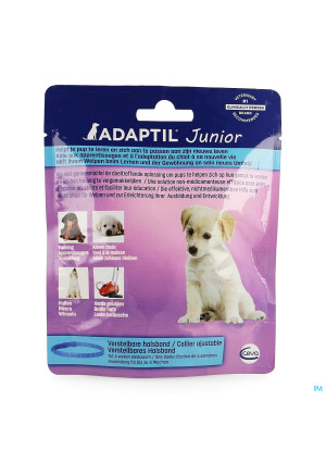 Adaptil Halsband Hond Junior 46,5cm3695756-20